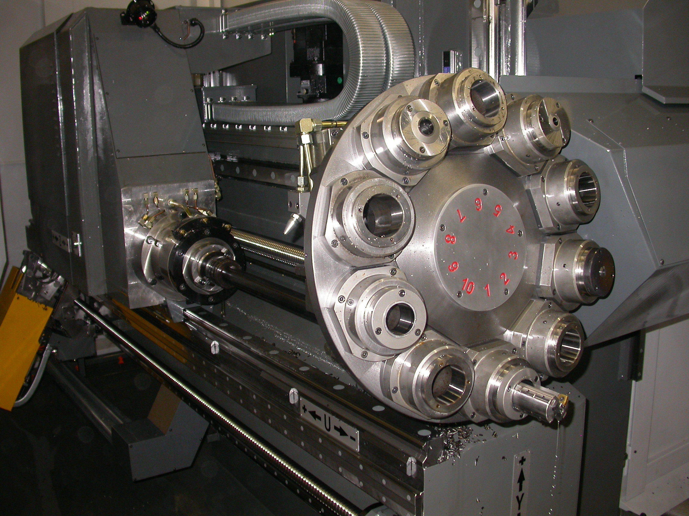 FMC spindle