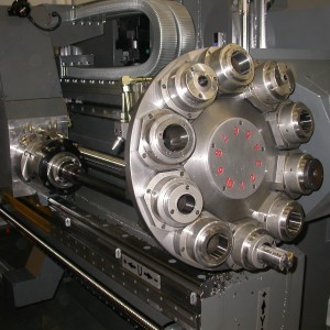 Dual Spindle Combination Gundrill and CNC Machining Centres