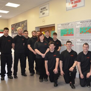Apprentice News - Mollart Engineering