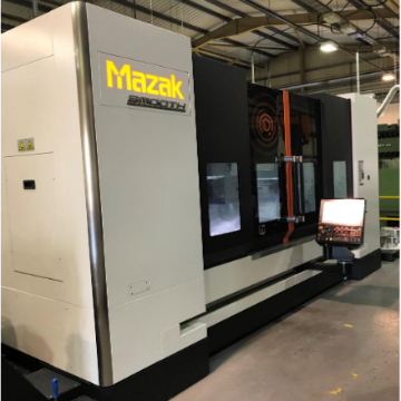 New Machine Yamazake Mazak VTC800